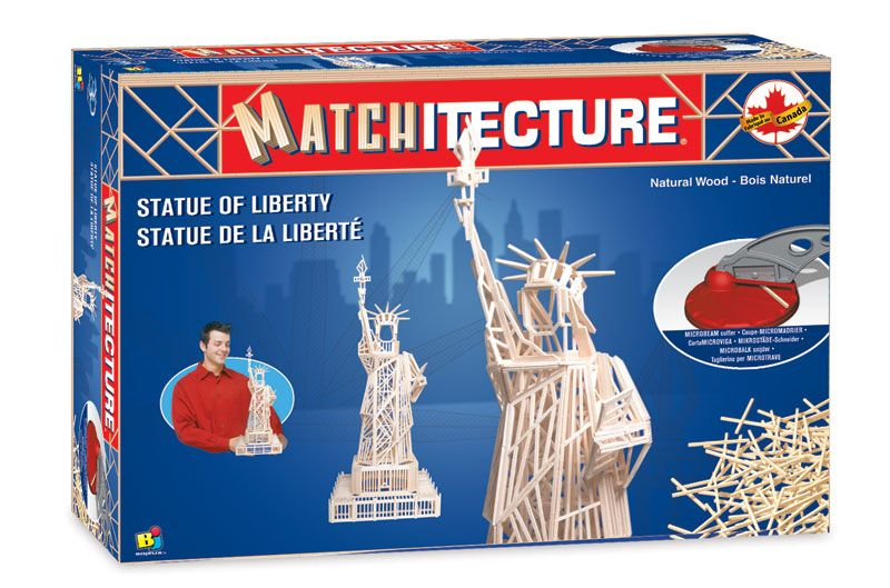 Matchitecture - Statue of Liberty # 6614