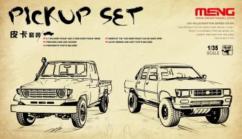 Meng 1/35 Pickup Set # VS-007