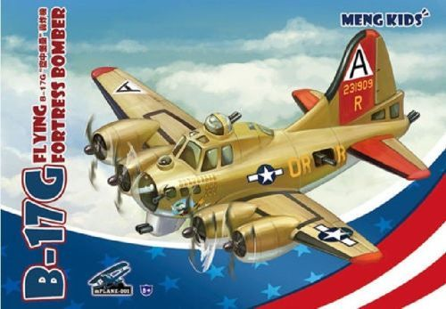 Meng - Boeing B-17G Flying Fortress Bomber # MP-001