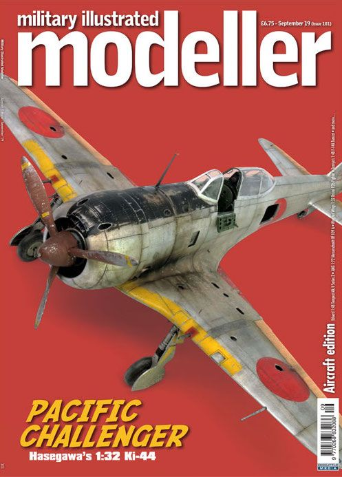 Military Illustrated Modeller (Issue 101) September '19 (Aircraft Edition) Pacific Challenger