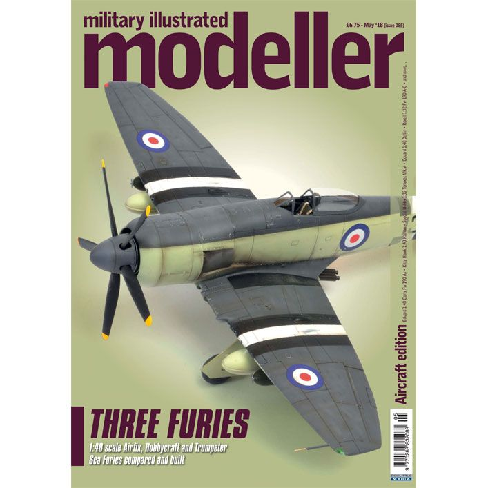 Military Illustrated Modeller (issue 85) May '18 (Aircraft Edition)