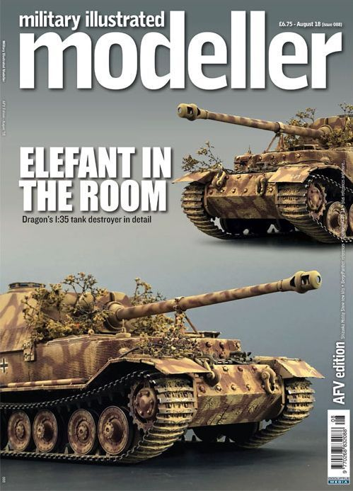Military Illustrated Modeller (issue 88) August '18 (AFV Edition) Elefant in the Room