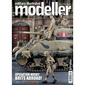 Military Illustrated Modeller (Issue 90) October '18 (AFV Edition) Operation Husky: Brits Abroad!
