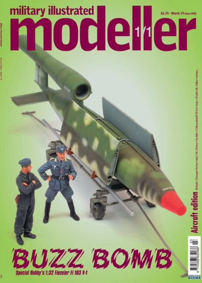 Military Illustrated Modeller (Issue 95) March '19 (Aircraft Edition)