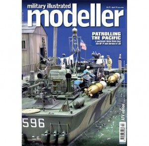 Military Illustrated Modeller (issue 96) April'19 (AFV Edition) 'Patrolling the Pacific'
