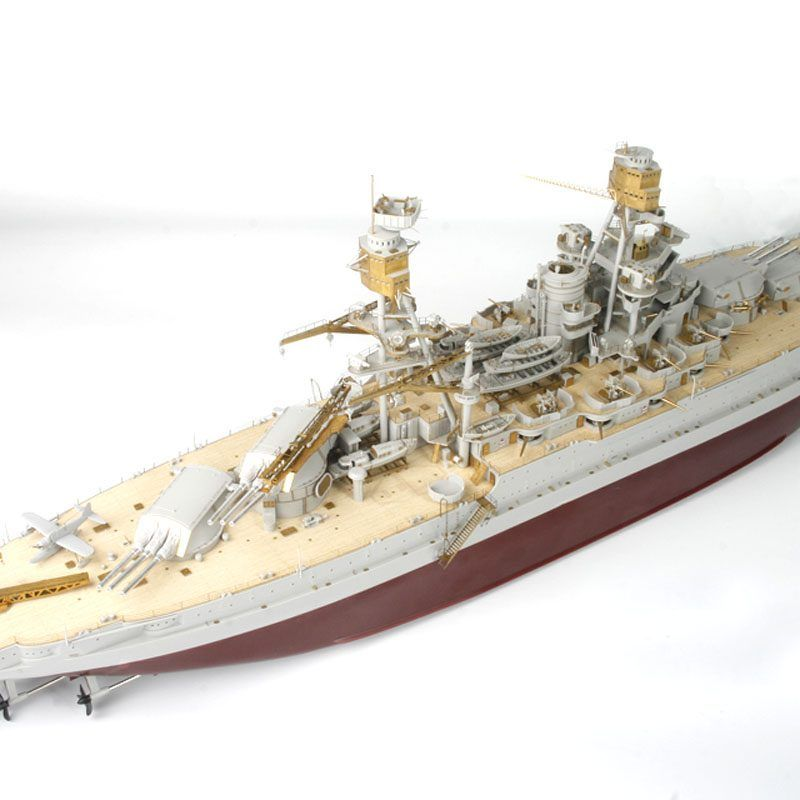Mk.1 Design 1/200 USS Arizona BB-39 DX.II Detailing Pack # MS-20017
