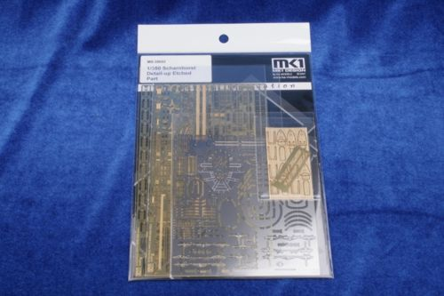 Mk.1 Design 1/350 Scharnhorst Battleship Detail-Up Etched Part # MS-35022