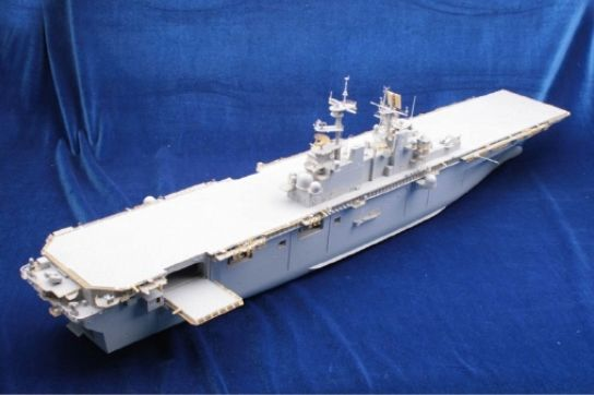 Mk.1 Design 1/350 USS Iwo Jima LHD-7 Detail-Up Etched Part # MS-35035