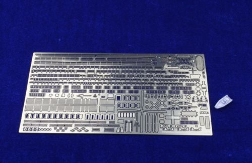 Mk.1 Design 1/350 USS Oliver Hazard Perry FFG-7 Detail-Up Etched Part (New) # MS-35036