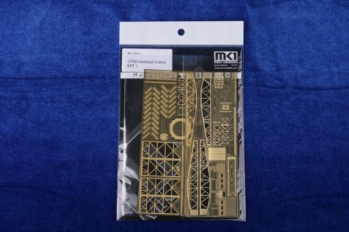 Mk.1 Design 1/700 Harbour Crane Set A # MS-70012