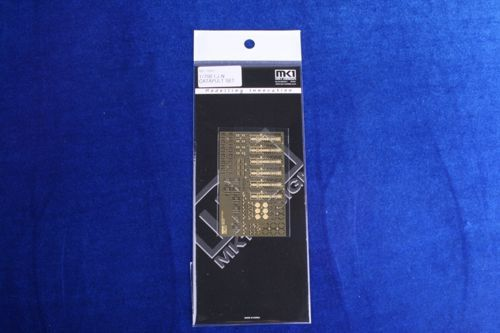 Mk.1 Design 1/700 IJN Outside the Circuit Board Set # MS-70007