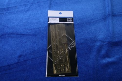 Mk.1 Design 1/700 IJN Shokaku Detail-Up Etched Part # MS-70008