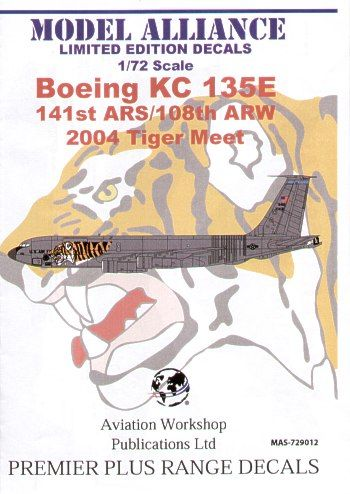 Model Alliance 1/72 Boeing KC-135E # 729012