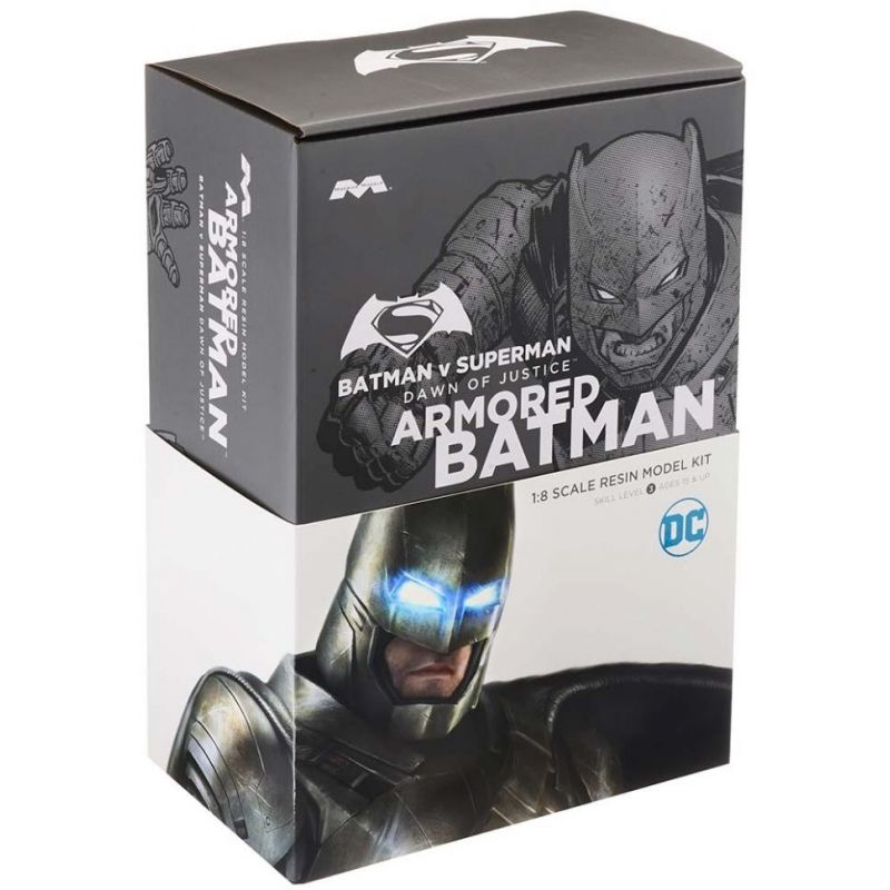Moebius 1/8 Batman v Superman: Dawn of Justice Armored Batman Resin Model Kit # 1013