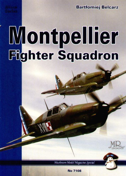 Montpellier Fighter Squadron by Bartlomiej Belcarz