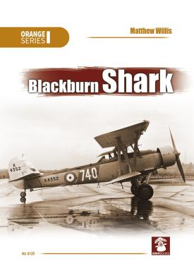 Mushroom - Blackburn Shark (Orange Series) Matthew Willis & Chris Sandham-Bailey # 8120
