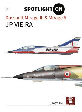 Mushroom - Dassault Mirage III/V (Spotlight On) JP Vieira # SPOT19