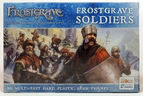 North Star 28mm Frostgrave Soldiers # FGVP01