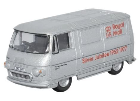 Oxford 1/76 Royal Mail Silver Jubilee Commer PB Van # 76PB003