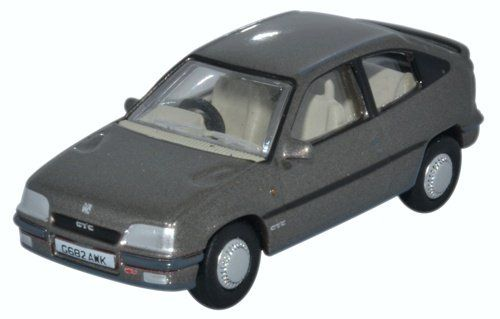 Oxford 1/76 Vauxhall Astra Mk.II Steel Grey # 76VX003