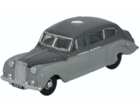 Oxford N: Gauge Austin Princess (Late) Carlton Grey/Light Grey # NAP003