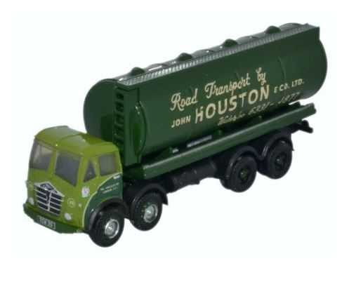 Oxford N: Gauge Foden FG Round Tanker John Houston # NFG008
