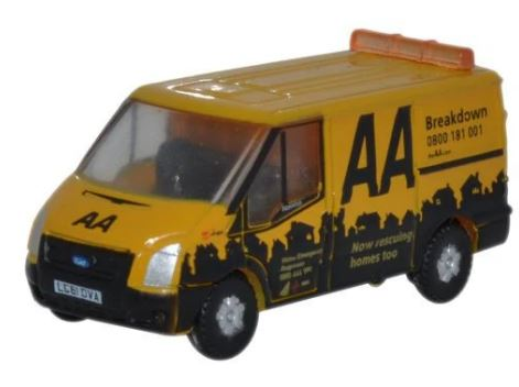 Oxford N:Gauge Ford Transit AA # NFT016