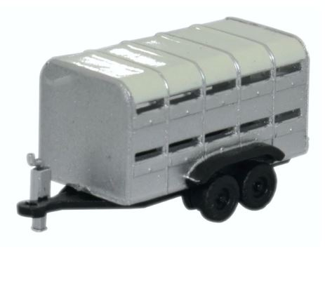 Oxford N: Gauge Livestock Trailer # NFARM001