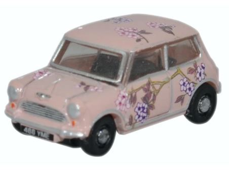 Oxford N:Gauge Mini M & S Floral # NMN006