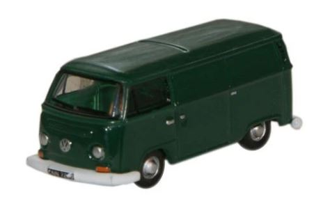 Oxford N Gauge Peru Green VW Van # NVW001