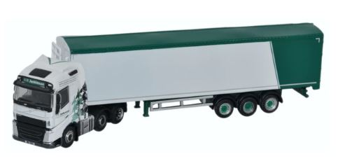Oxford N: Gauge Volvo FH4 Walking Floor A.W. Jenkinson # NVOL4006