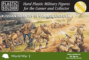 Plastic Soldier 15mm Late War German Infantry Heavy Weapons # WW