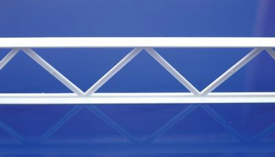Plastruct - Open Web Truss Sections (Pack of 2) - 19.00 x 305mm # POWTS24