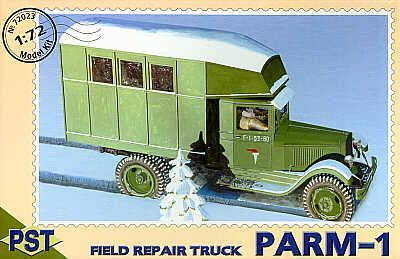 PST 1/72 PARM-1 Field Repair Truck # 72023