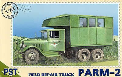 PST 1/72 PARM-2 Field Repair Truck # 72024