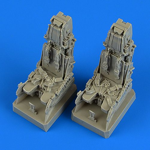 Quickboost 1/32 Eurofighter EF-2000A Typhoon Ejection Seats with Safety Belts # 32208