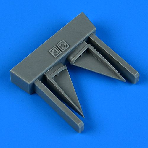 Quickboost 1/32 McDonnell F-4C/D Phantom II Vertical Tail Air Inlet # 32246