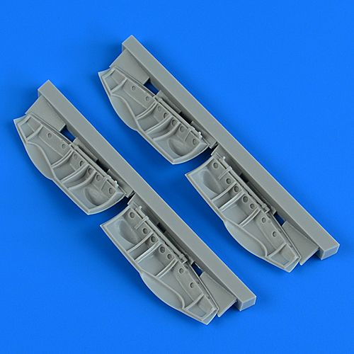Quickboost 1/48 Bristol Beaufighter TF.X Undercarriage Covers # 48912