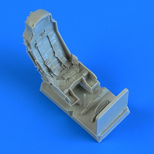 Quickboost 1/48 Saab J-29 Tunnan Ejection Seats with Safety Belts # 48898