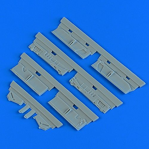 Quickboost 1/48 Vought A-7 Corsair II Undercarriage Covers # 48904