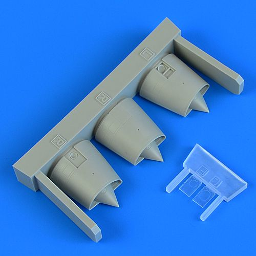 Quickboost 1/72 Dassault Mirage F.1 Air Intakes # 72615