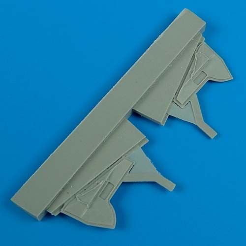 Quickboost 1/72 Hurricane Mk.I/Mk.II undercarriage cover # 72203