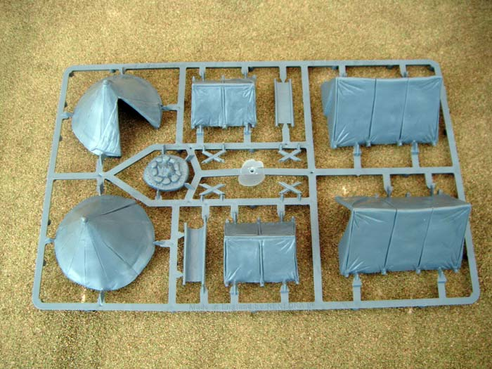 Renedra 28mm Mixed Tents # RN3