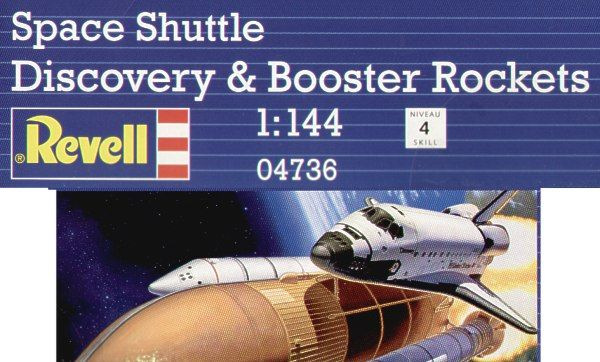 revell 04736 space shuttle discovery - photo #12