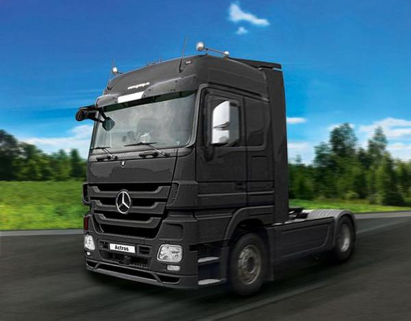 Revell 1/24 Mercedes-Benz Actros MP3 # 07425