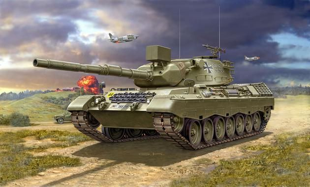 Revell 1/35 Leopard 1A1 # 03258