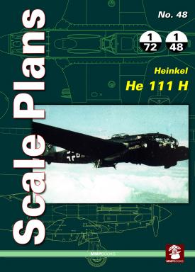 Scale Plans for Heinkel He-111H