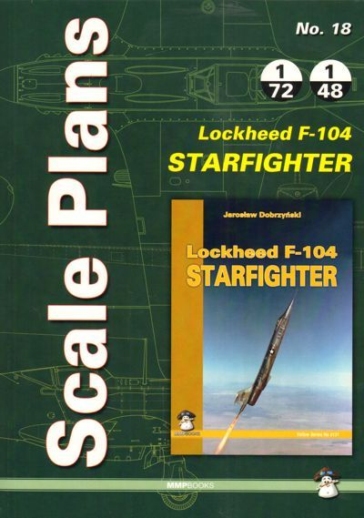 Scale Plans for Lockheed F-104 Starfighter