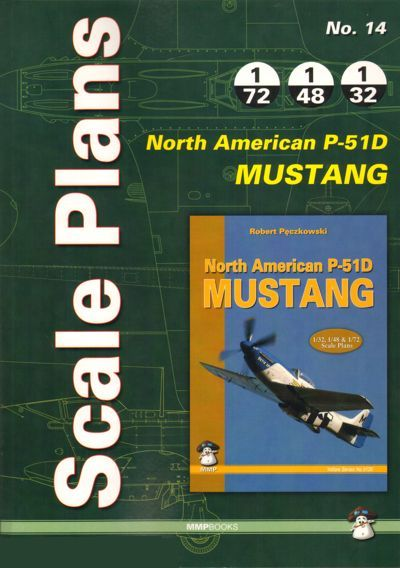 Scale Plans for North-American P-51D Mustang