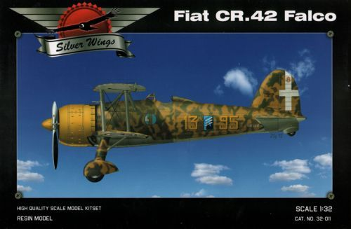 Silver Wings 1/32 Fiat CR. 42 Falco # 32011